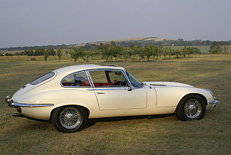 Jaguar E-Type - Click for more